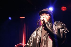Blackalicious Playing at the Independent (San Francisco) 2004
